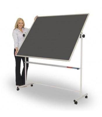 Mobile Swivel Chalk Boards