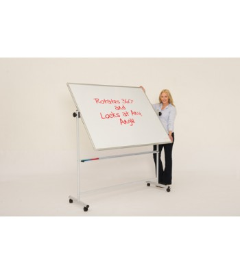 Mobile Teaching Swivel Writing Boards