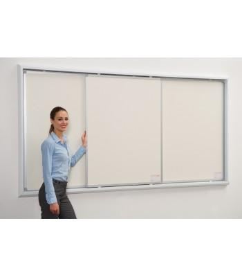 Sliding Writing Board System