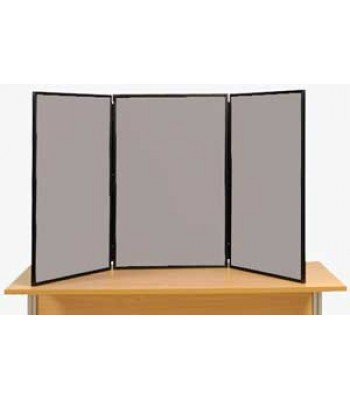 Panel Maxi Desk Top Display Stand