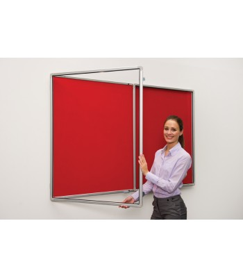 Firecover Tamperproof Noticeboards