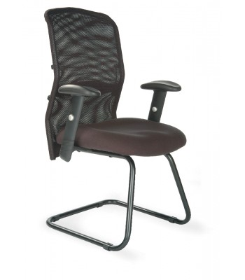 JUPITER MESH VISITORS ARMCHAIR