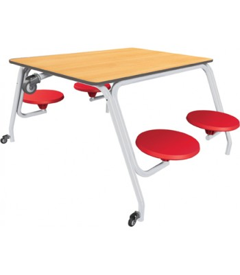 MULTIFUNCTION DINING AND LEARNING TABLES