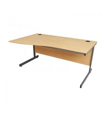 Astral Cantilever Frame Wave Desk