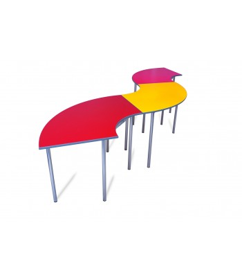 CHUNKY CURVE TABLES