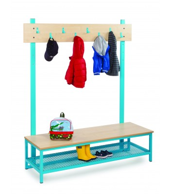 CLOAKROOM TOP WITH BOOT RACK