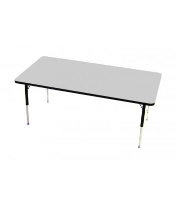 HEIGHT ADJUSTABLE CLASSROOM TABLES