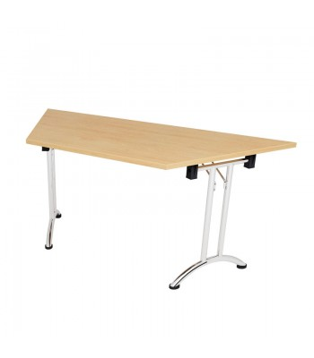Folding Trapezoidal Tables