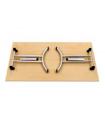 Folding Rectangular Tables