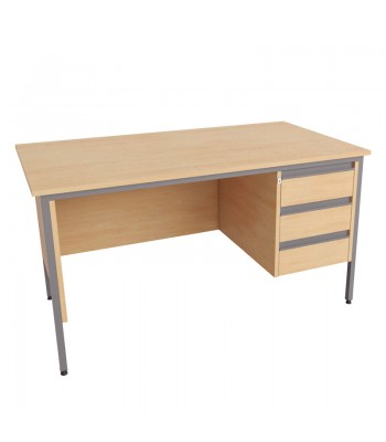 Galaxy Single Pedestal Desks