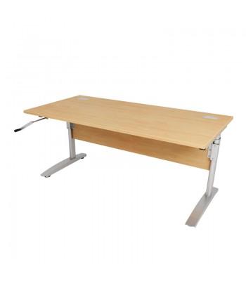 Height Adjustable Rectangular Desks