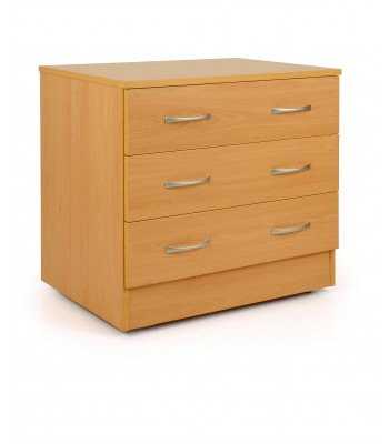 TWIN HANDLE CHEST OF DRAWERS