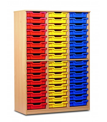 48 TRAY STORAGE UNIT