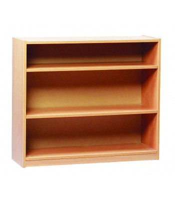 BEECH BOOKCASE