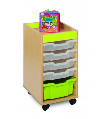 BUBBLEGUM TRAY STORAGE UNITS