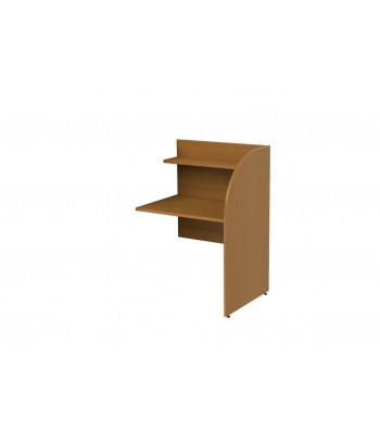 CURVED STUDY CARREL ADD-ONS