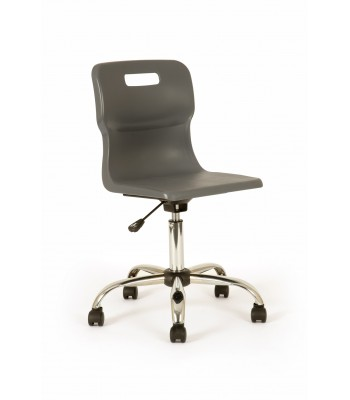 TITAN POLY SWIVEL CHAIR