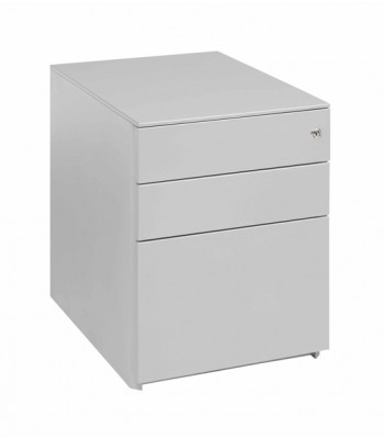 DESK HIGH METAL PEDESTALS