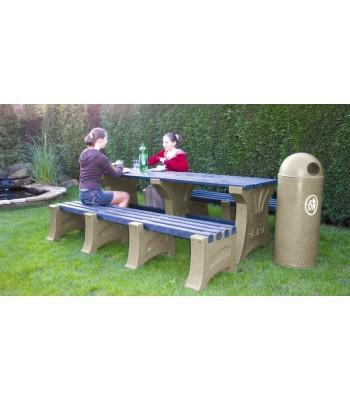 PREMIER TABLE & BENCH SET