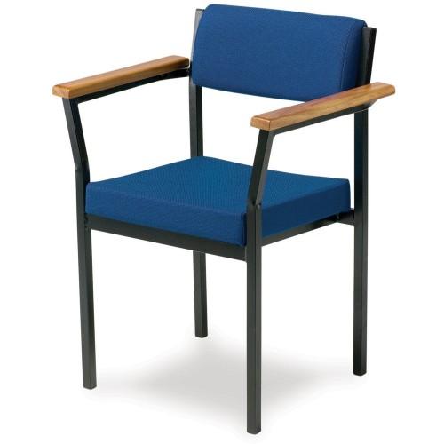 heavy duty side armchair