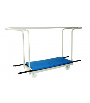 40 CAPACITY EXAM DESK TROLLEY