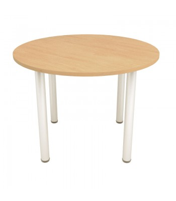 Round Leg Meeting Tables