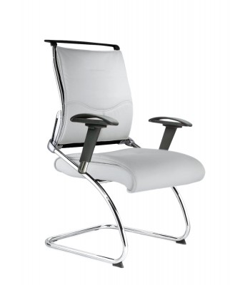 PLATINUM Visitors Armchair