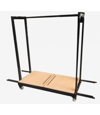 50 CAPACITY EXAM DESK TROLLEY