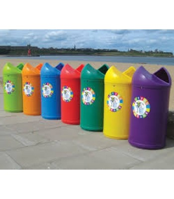 TWIST LITTER BINS