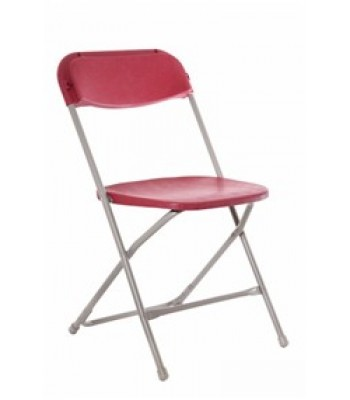 FLAT BACK FOLDING CHAIR
