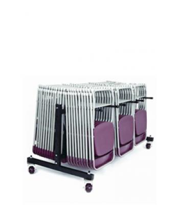 70 Folding Chair Trolley