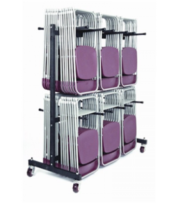 140 FOLDING CHAIR TROLLEY