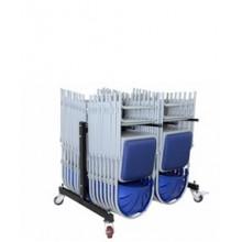 Mogo 56 Folding Chair Trolley