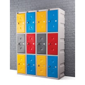 EXTERNAL LOCKERS