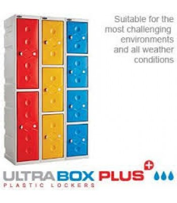 ULTRABOX PLUS LOCKERS