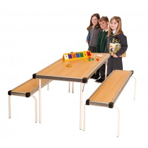 FAST FOLD TABLES AND BENCHES