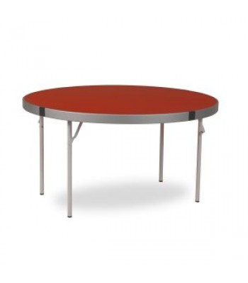 ROUND FAST FOLD TABLE