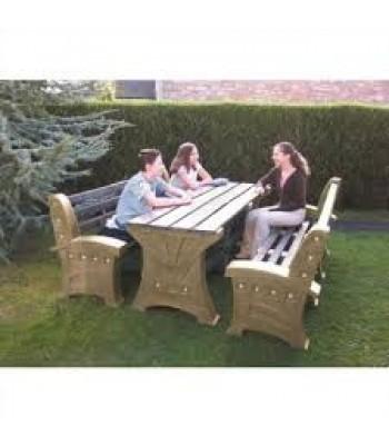 PREMIER TABLE & SEAT SET