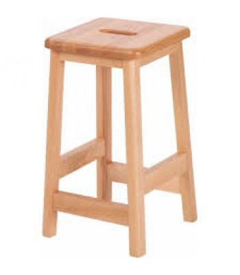 SOLID BEECH STOOLS