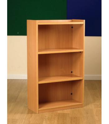 NEXUS DOUBLE SIDED BOOKCASE