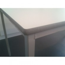 SPRAYED PU EDGE FULLY WELDED TABLES