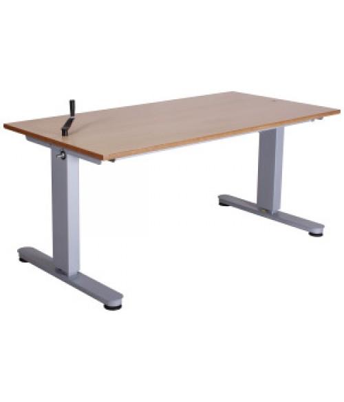 Crank Handle Height Adjustable Tables